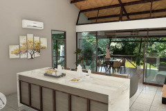 Two bedroom home design